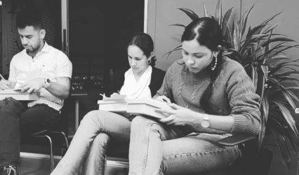 Pioneros del Taller de Creación de Personajes en Medellín
